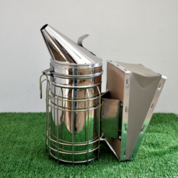 Stainless steel smoker M