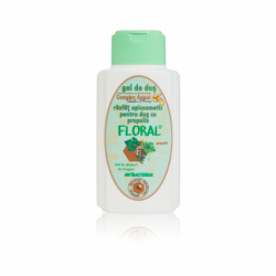 Floral shower gel 250 ml.