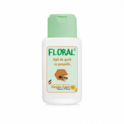 Floral mouthwash 100 ml.