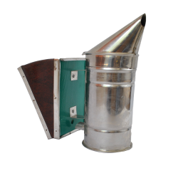 Standard smoker made of...