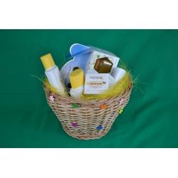 Gift basket - Apidermin