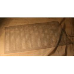 Hanneman plastic grill